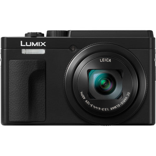 Panasonic Lumix ZS80 Point & Shoot Camera [Black]