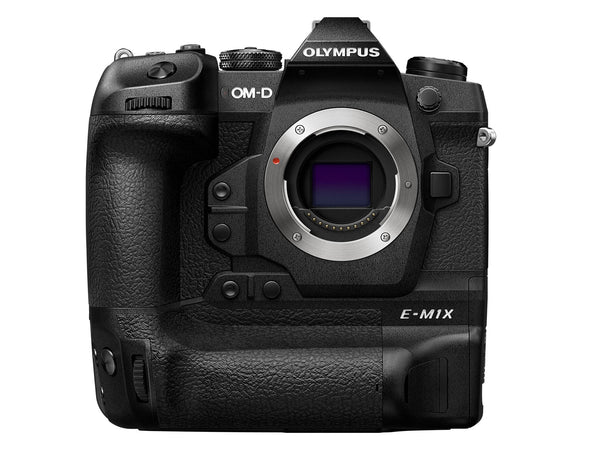 Olympus OM-D E-M1X Mirrorless Camera Body [Black]