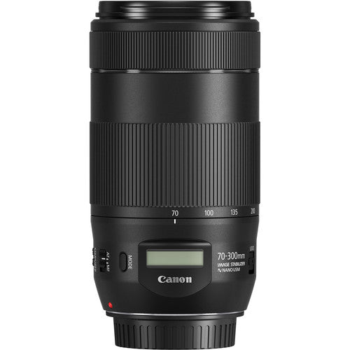 Canon EF 70-300mm f/4-5.6 IS II USM Lens