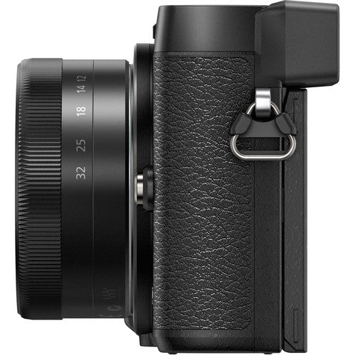 Panasonic GX85 Mirrorless Camera with 12-32mm & 45-150mm Lenses