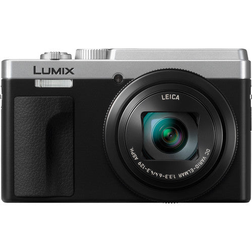 Panasonic Lumix ZS80 Point & Shoot Camera [Silver]