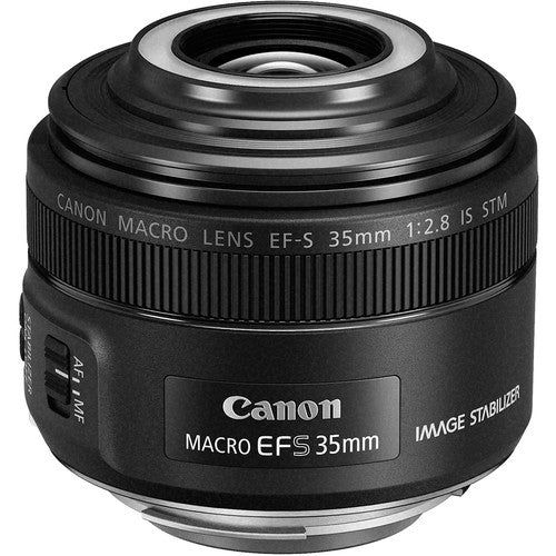 Canon EF 35mm f/2.8 Macro IS STM Lens