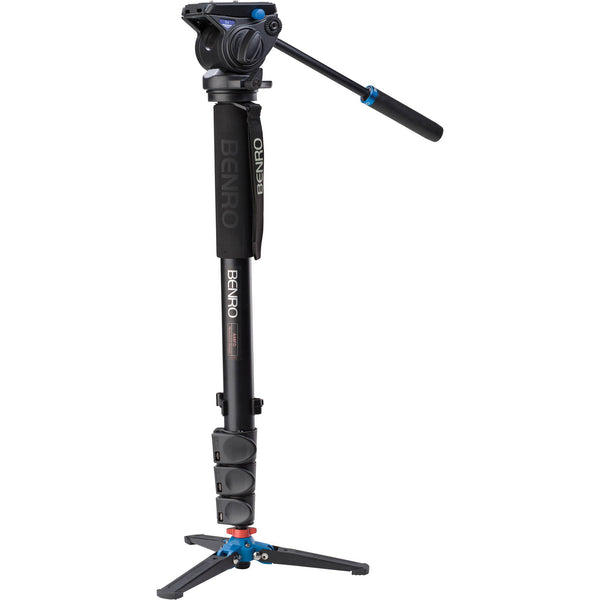 Benro Series 4 Monopod with S4 Head