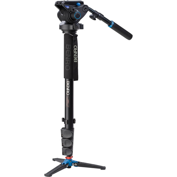 Benro Series 4 Monopod with S6 Head