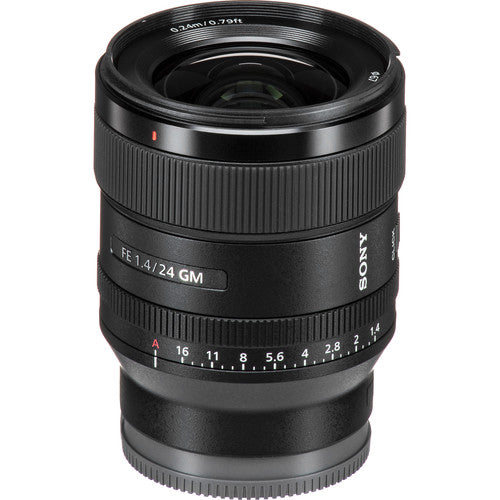 Sony FE 24mm F1.4 GM Lens