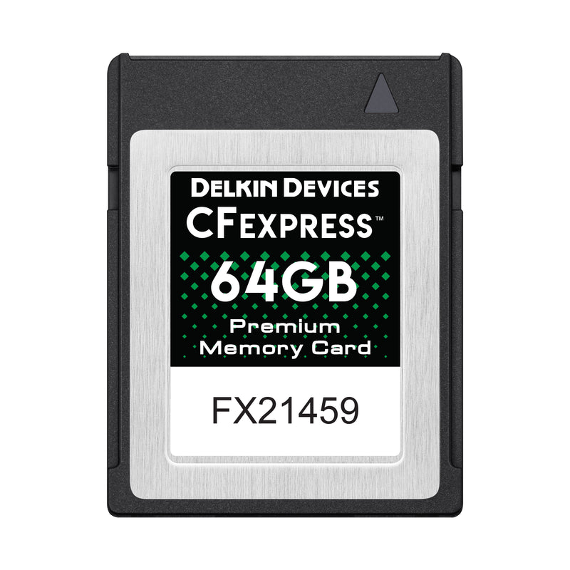 Delkin CFexpress 64GB (1700 MB/s)