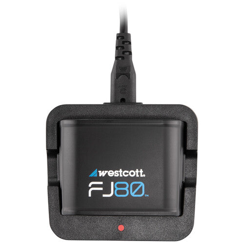 Westcott FJ80 Battery Charger and Cord