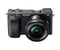 Sony Alpha a6400 Mirrorless Camera with 16-50mm Lens [Black]