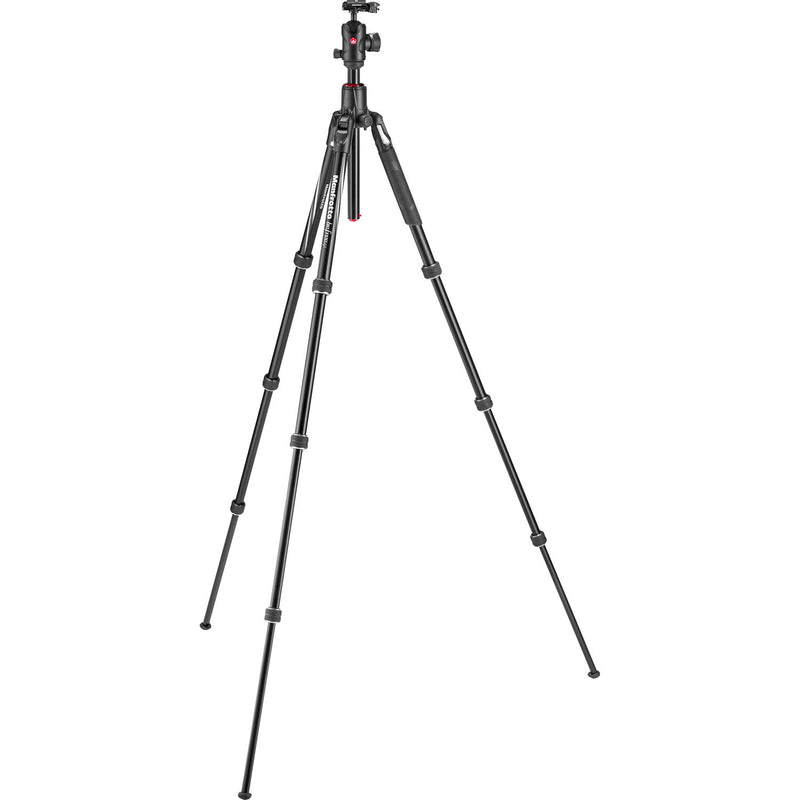 Manfrotto Befree GT XPRO Aluminum Travel Tripod with 496 Center Ball Head