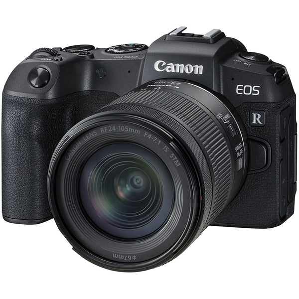 Canon EOS RP Mirrorless Camera with RF 24-105 IS STM Lens