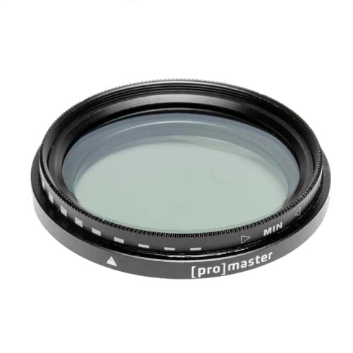 Promaster 40.5mm Variable ND