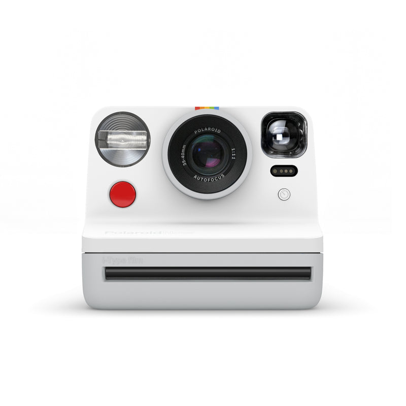 Polaroid Now i-Type Instant Film Camera [White]