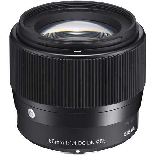 Sigma 56mm F1.4 Contemporary DC DN Lens [MFT]