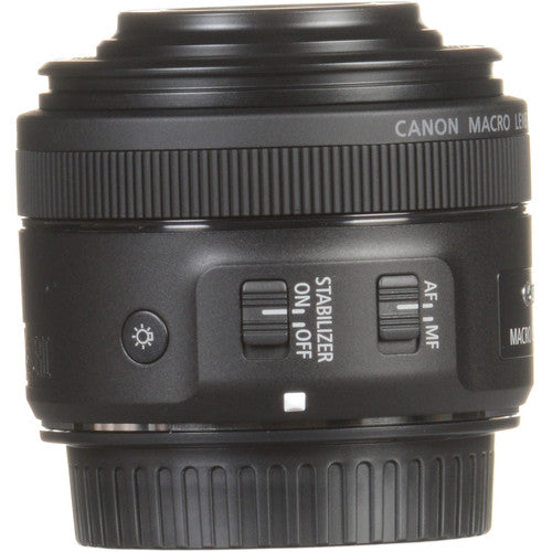 Canon EF 35mm f/2.8 Macro IS STM