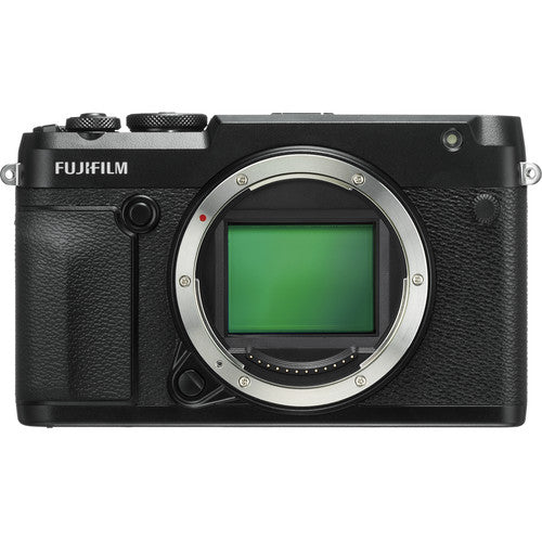 Fujifilm GFX 50R Medium Format Mirrorless Camera Body