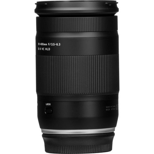 Tamron 18-400mm F3.5-6.3 VC Lens [Canon]