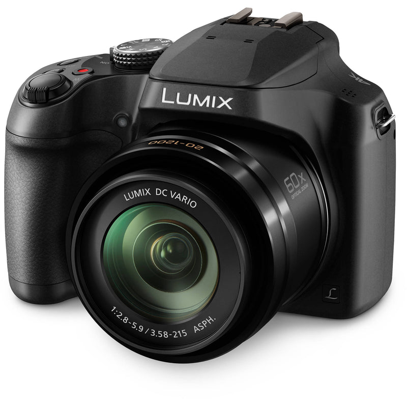 Lumix FZ80 [Black]