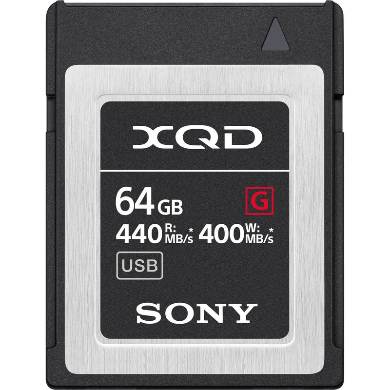 Sony 64GB XQD G Series (400MB/s)