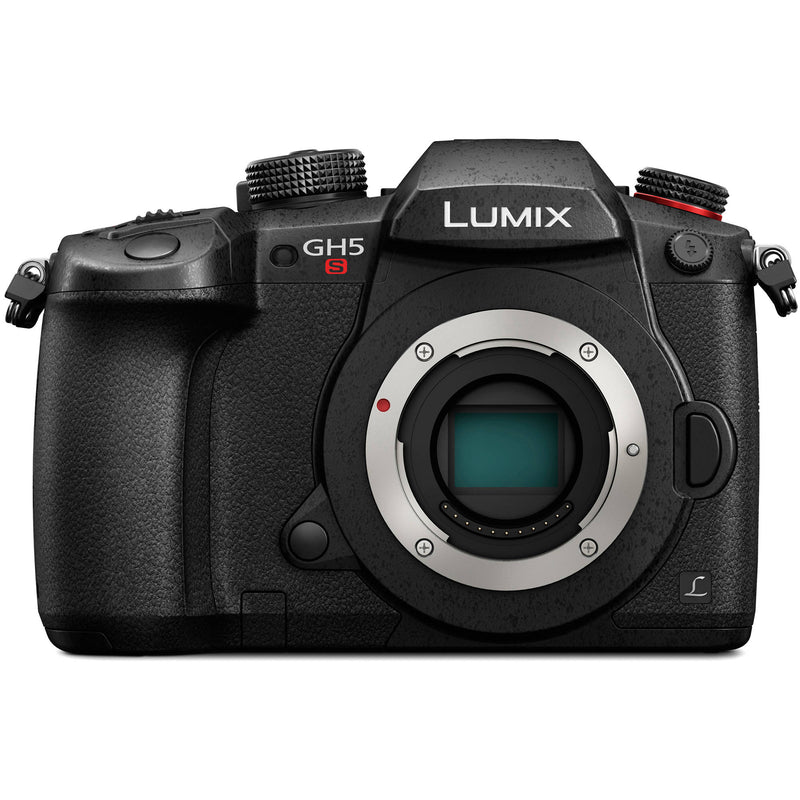 Panasonic GH5S Mirrorless Camera Body [Black]