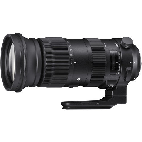 Sigma 60-600mm F4.5-6.3 DG OS HSM Sports Lens [Canon]