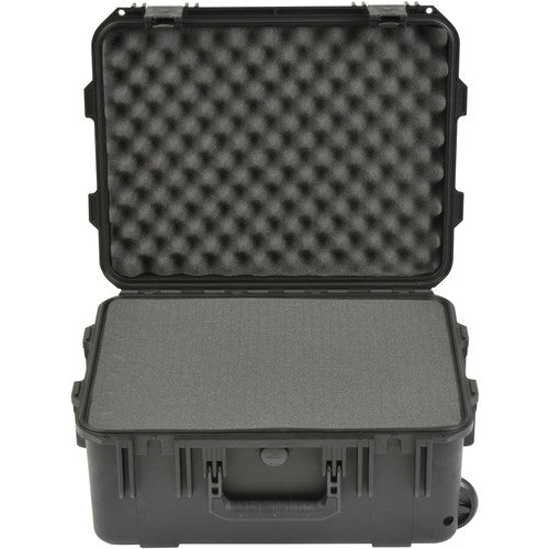 "SKB 19"" x 14 ¼"" x 8"" Case - Wheels and Cubed Foam"