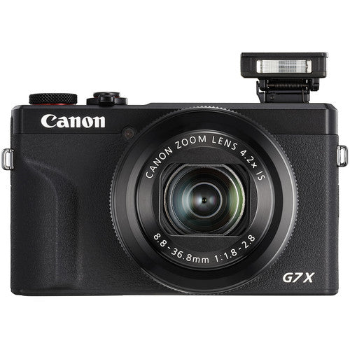 Canon PowerShot G7 X Mark III Camera
