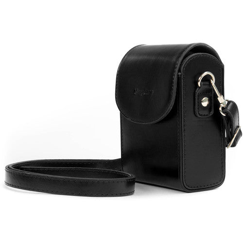 MegaGear Ever Ready Leather Camera Case [Black]