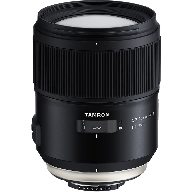 Tamron SP 35mm F1.4 Di USD Lens [Nikon F]