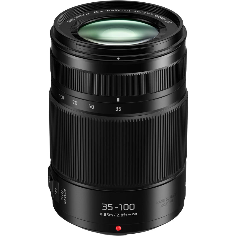 Panasonic MFT 35-100mm F2.8 II Lens