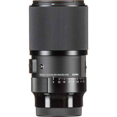 Sigma 105mm F2.8 Art DG DN Macro Lens for