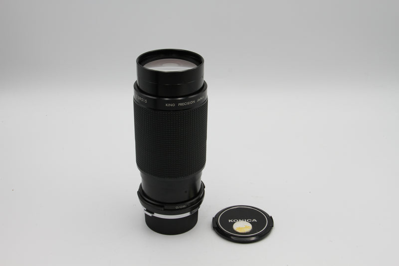 USED Kiron 80-200mm F4 Macro 1:4 for Olympus OM (
