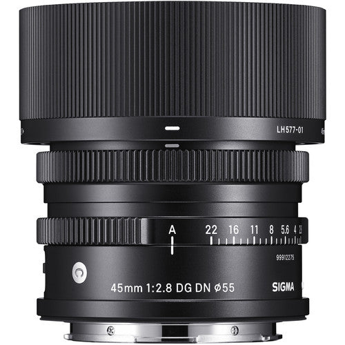 Sigma 45mm F2.8 DG DN Contemporary Lens