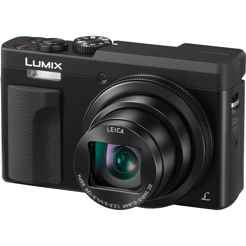 Panasonic Lumix ZS70 Point & Shoot Camera [Black]