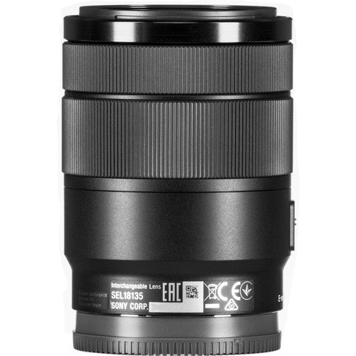 Sony E 18-135mm F3.5-5.6 OSS Lens