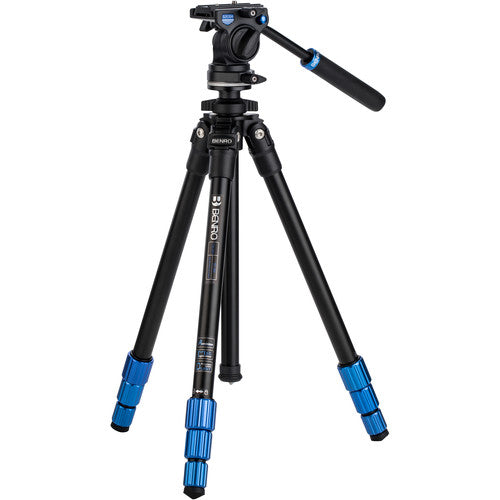 Benro SLIM Aluminum Video Kit