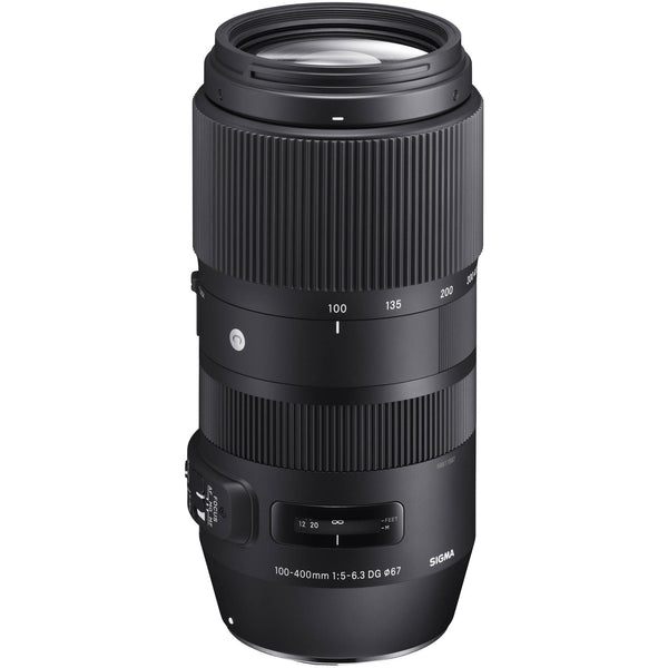 100-400mm F5-6.3 DG OS HSM Contemporary [Canon]