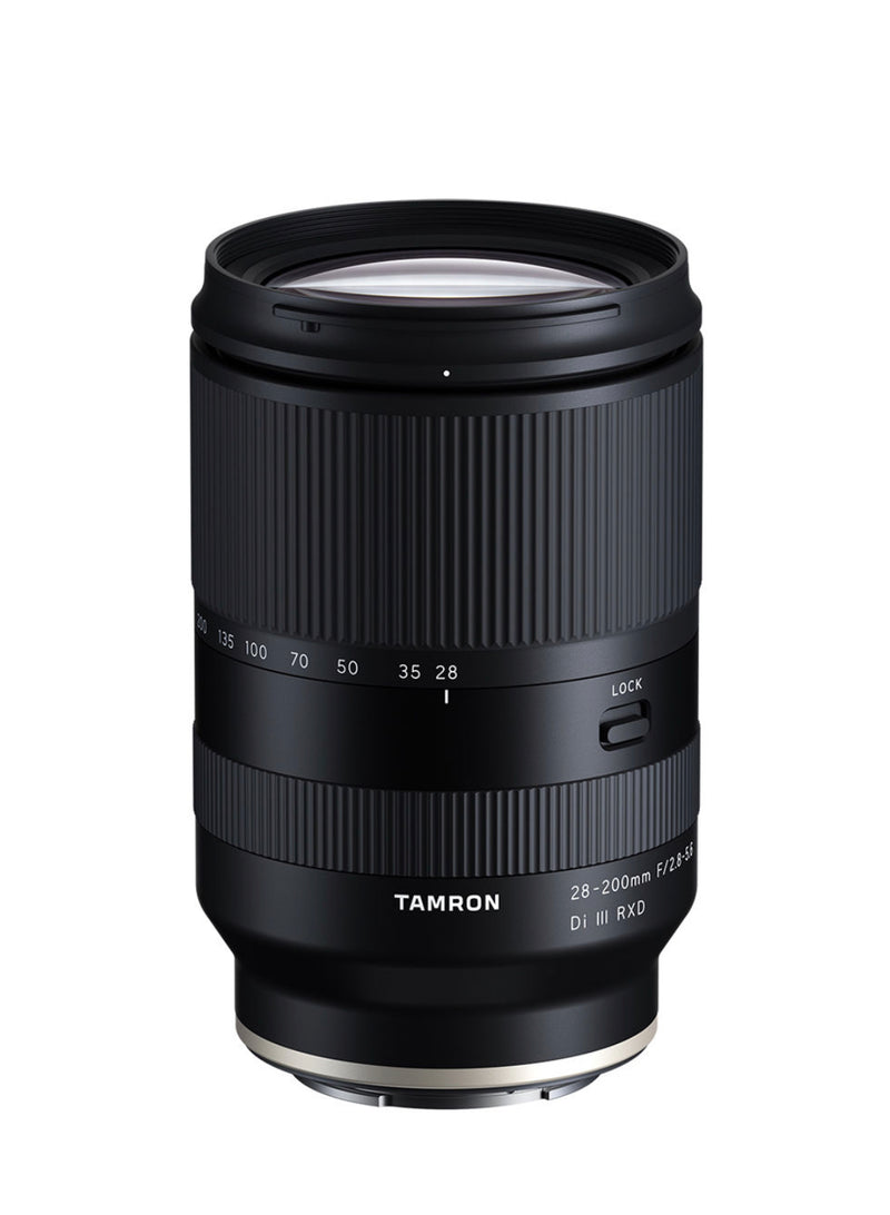 Tamron 28-200mm F2.8-5.6 Di III RXD Lens [Sony FE]