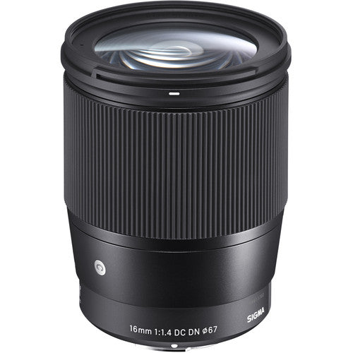 Sigma 16mm F1.4 DC DN Contemporary Lens [MFT]