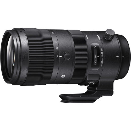 Sigma 70-200mm F2.8 Sports DG OS HSM Lens [Nikon]
