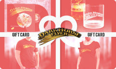 Dark Horse Flyer Gift Card