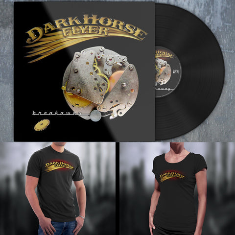 Breakaway LP (& optional T-Shirt Bundle)