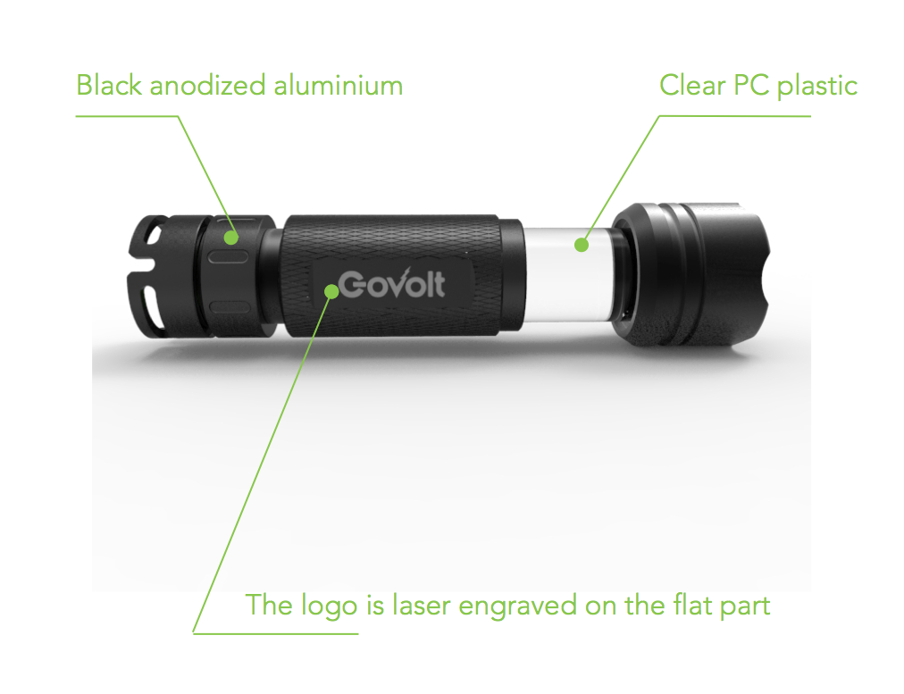GoVolt ZL1 Flashlight Lantern