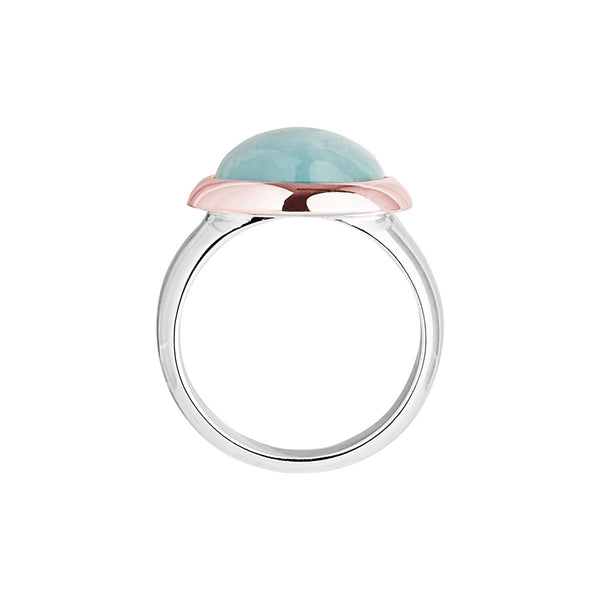 Najo Antonia  Ring Aquamarine