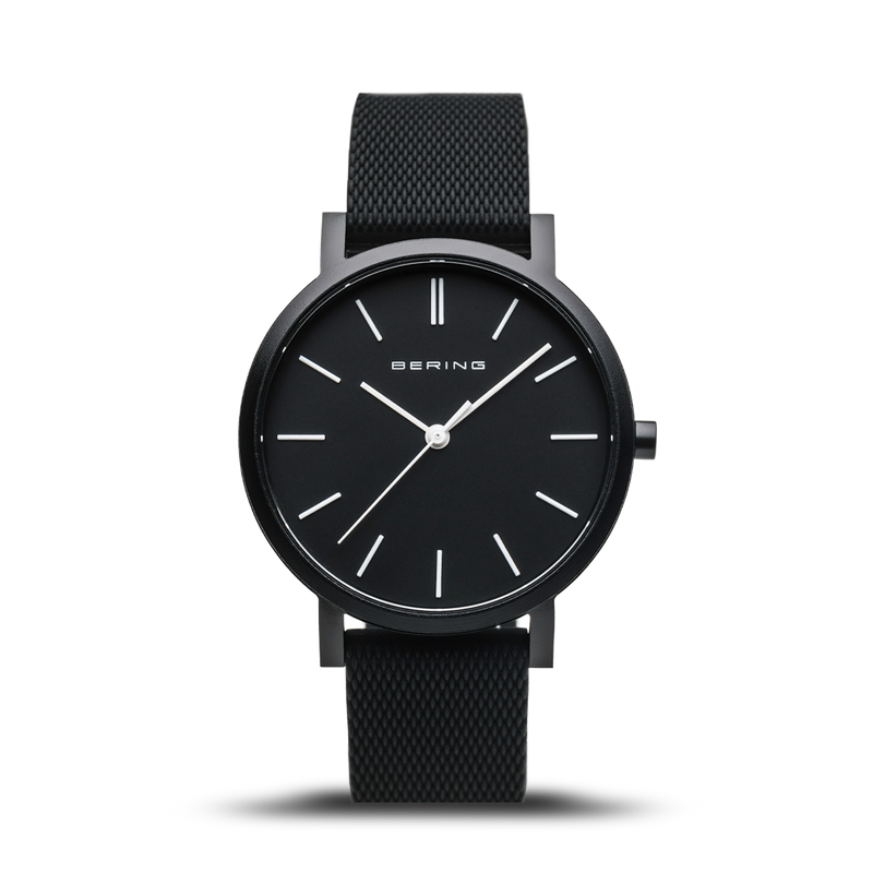 Bering True Aurora Mat Black Watch
