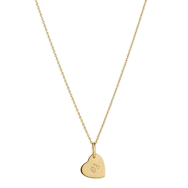 Najo Apollo Yellow Gold Necklace 9kt