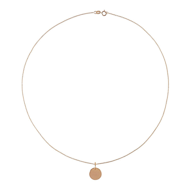 Najo Diana Rose Gold Necklace 9kt