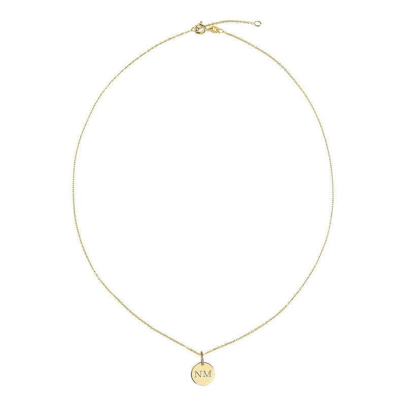 Najo Ares Yellow Gold Necklace 9kt