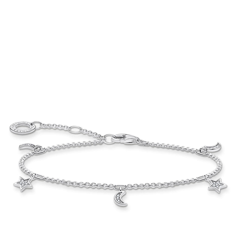 Thomas Sabo Bracelet Star & Moon