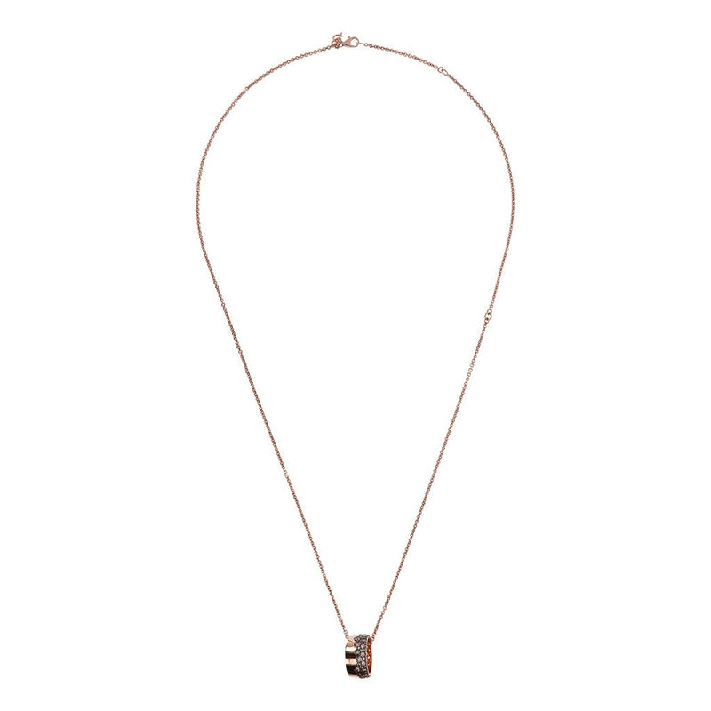 Bronzallure Aurora Ring Necklace