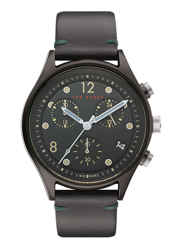 Ted Baker Beleeni Black Chronograph Watch